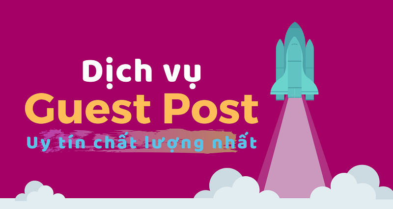 dịch vụ guest post