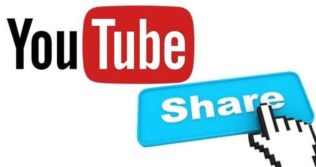 Youtube là một hình thức đi backlink video share