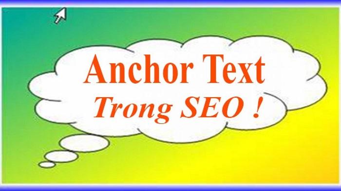 Khái niệm và vai trò của Anchor text trong SEO