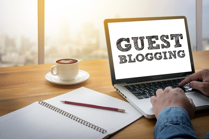 Xây dựng link Dofollow bằng Guest Blogging