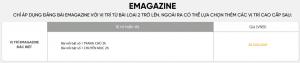 Báo giá đăng bài quảng cáo PR trên báo điện tử Genk.vn mới nhất