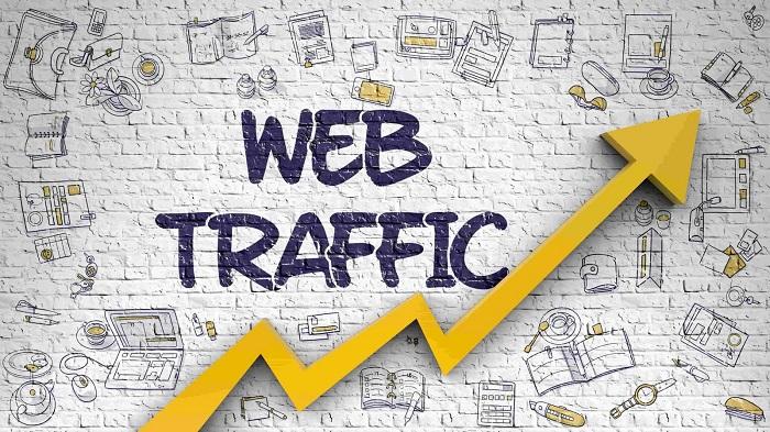 Phân tích website đối thủ thông qua lượng truy cập