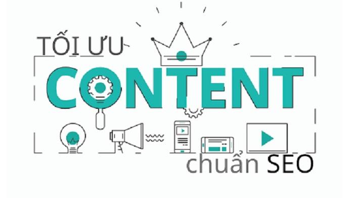 Content là yếu tố có vai trò rất lớn trong việc tác động đến website lên TOP