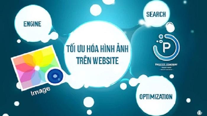 Hình ảnh cũng là yếu tố tác động đến website lên TOP
